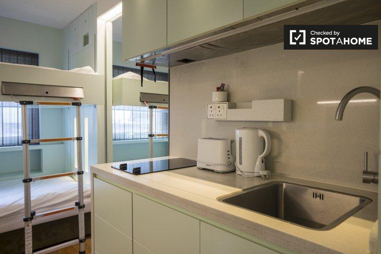 Estúdio compacto para alugar em Harlesden, Londres