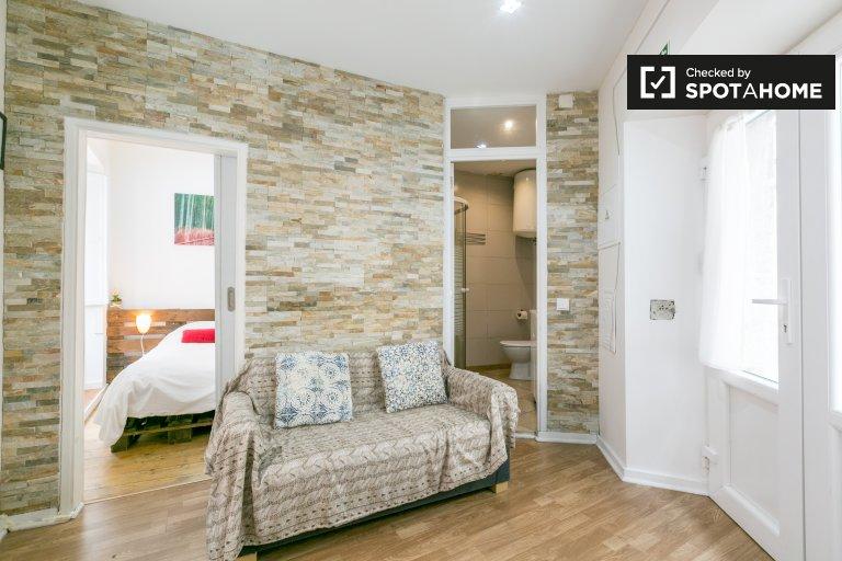 Charming 1-bedroom apartment for rent in Alfama, Lisboa