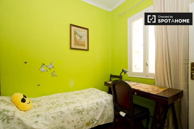 Bedroom H4 - Single Bed