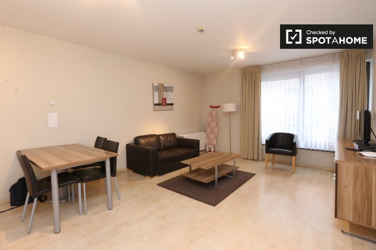 1-bedroom apartment for rent in Brussels City Center