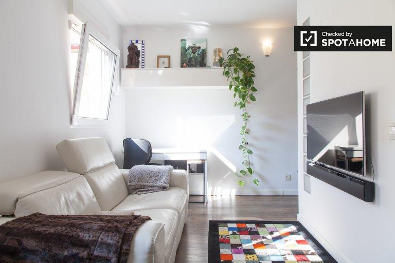 Stylish studio apartment for rent in Centro