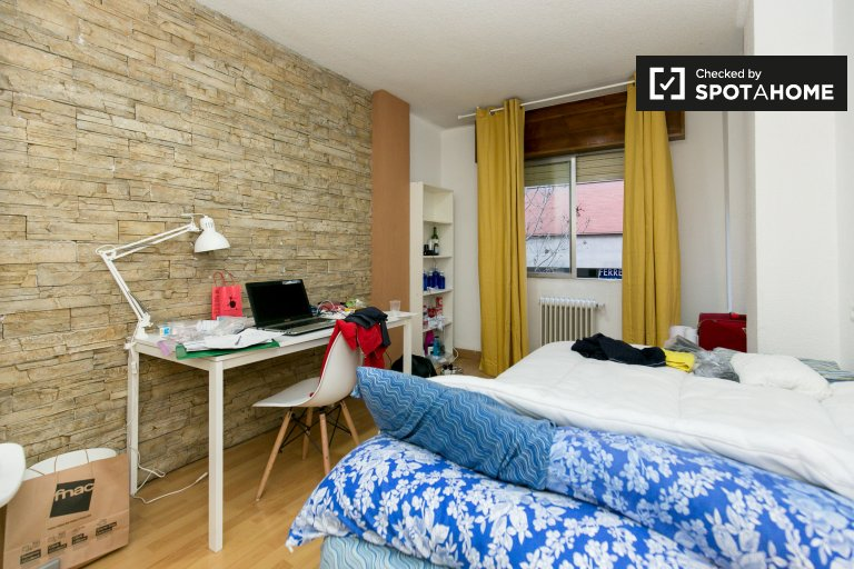 Stylish room for rent in Granada Centro