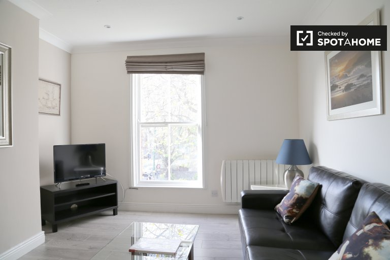 Beautiful 1-bedroom flat to rent in Ballsbridge, Dublin