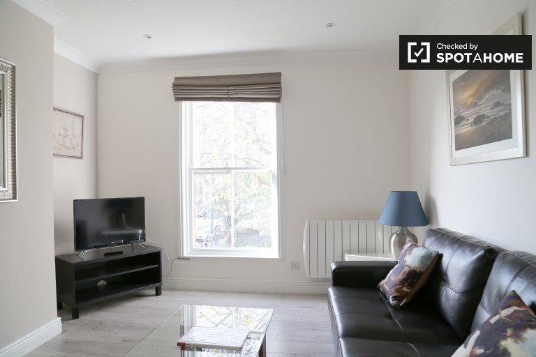 Great 1-bedroom flat to rent near the National Museum of Ireland in Ballsbridge