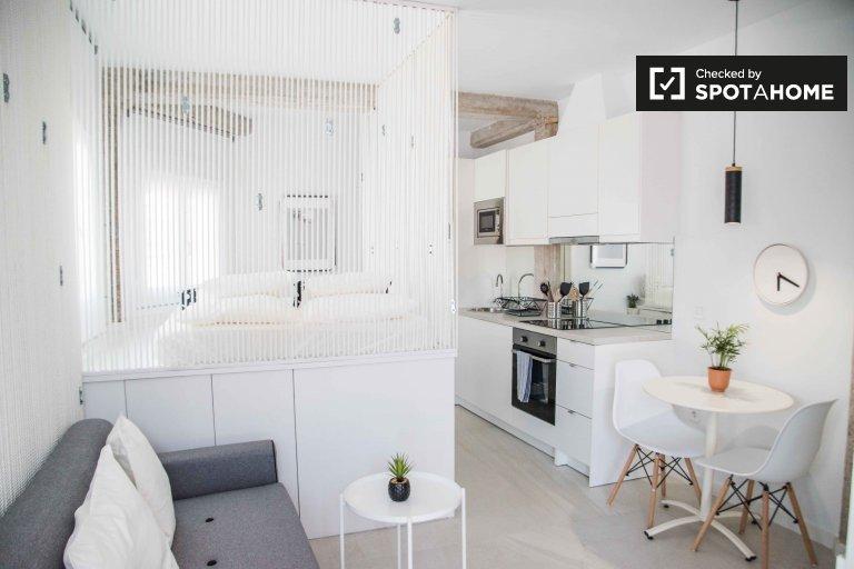 Apartamento de 1 quarto para alugar em El Calvari, Valencia