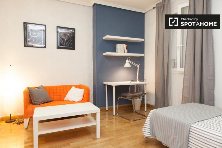 Apartamentos de 4 quartos para alugar em Salamanca, Madrid