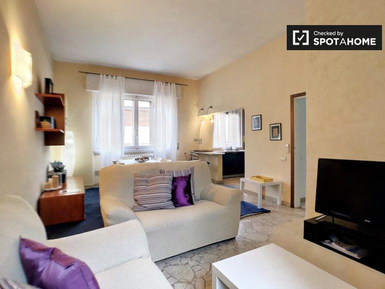 1-bedroom apartment for rent Porta al Prato Florence