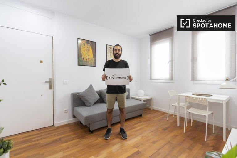 appartement 1 chambre à louer à Chamberí, Madrid