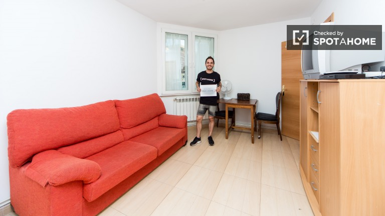 Três quartos apartamento ingreat location, Madrid