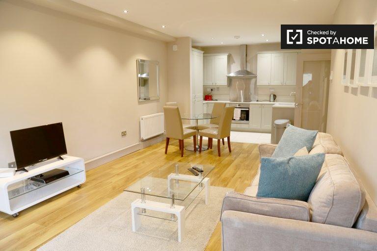 Apartamento de 2 quartos moderno para alugar em Sandyford, Dublin