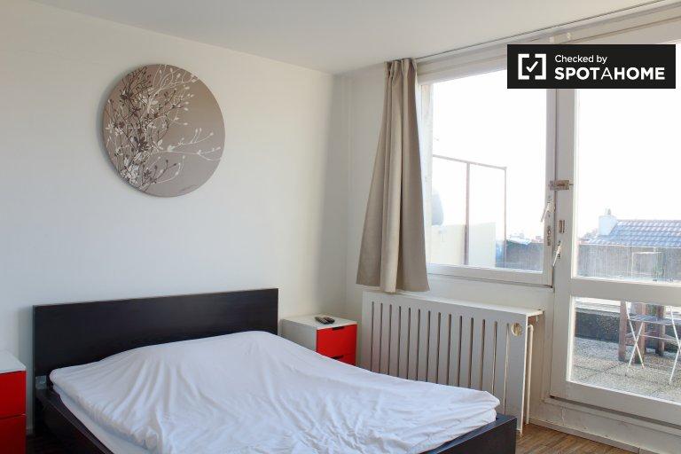Apartamento de Encanto para alugar em Ixelles, Bruxelas