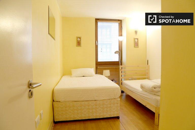Gemütliches Mehrbettzimmer in 2-Zimmer-Wohnung in Dublin