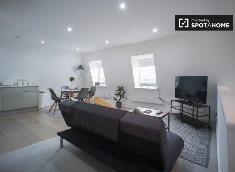 Appartamento con 2 camere da letto in affitto a Barnsbury, Londra