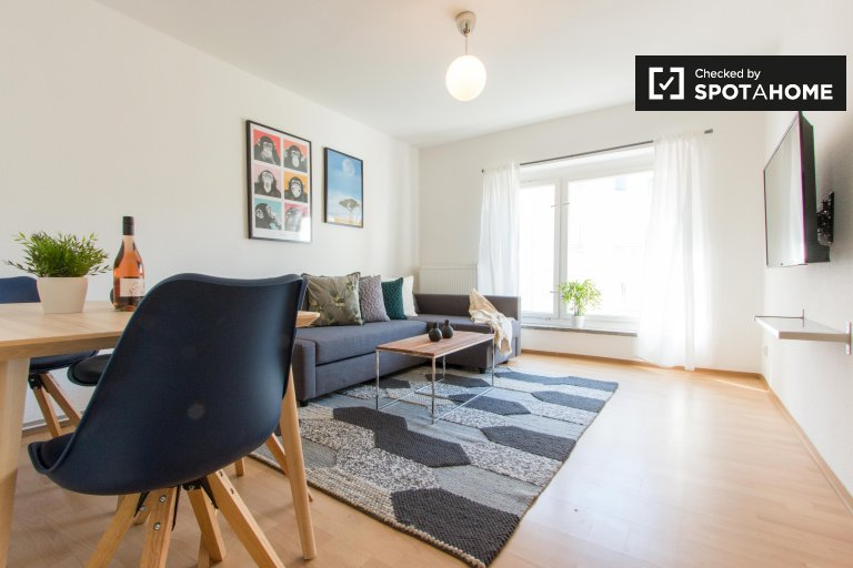 Stylish 1-bedroom apartment for rent, Friedrichshain, Berlin