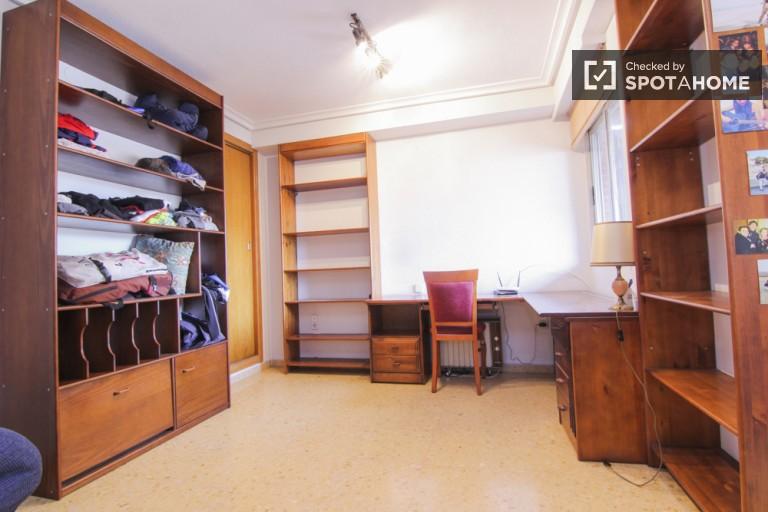 Exterior double room 3