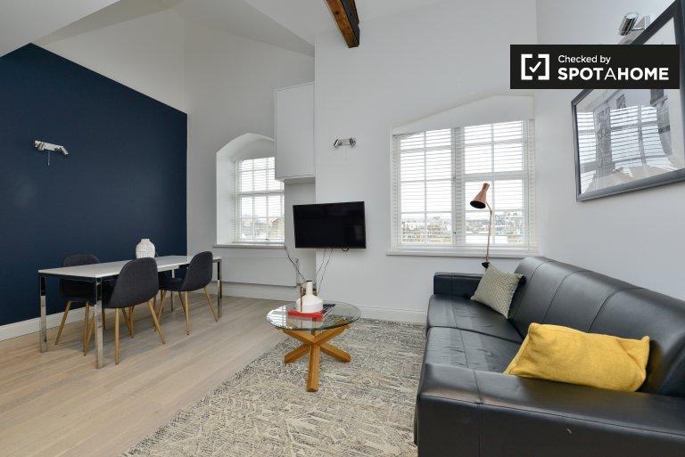 Cool appartement d'une chambre à louer à Camden, Londres