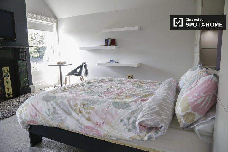 Quiet studio flat to rent in Terenure, Dublin