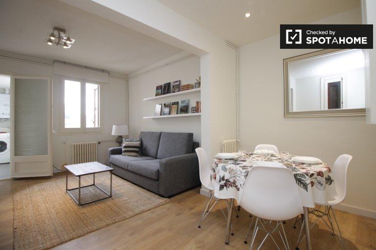 Apartamento de 3 quartos para alugar em Barri Gòtic, Barcelona