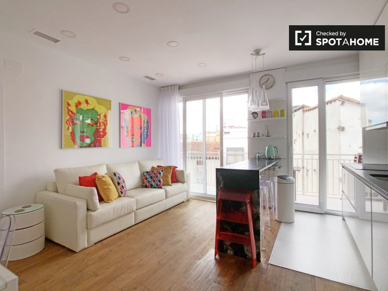 2-bedroom apartment for rent in La Latina, Madrid