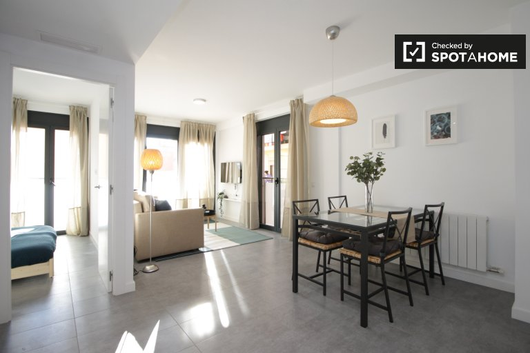 1-bedroom apartment for rent in Gràcia, Barcelona