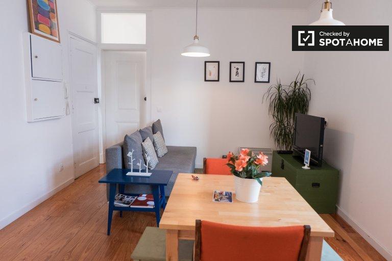 Appartement 1 chambre à louer à Graça e São Vicente, Lisbonne