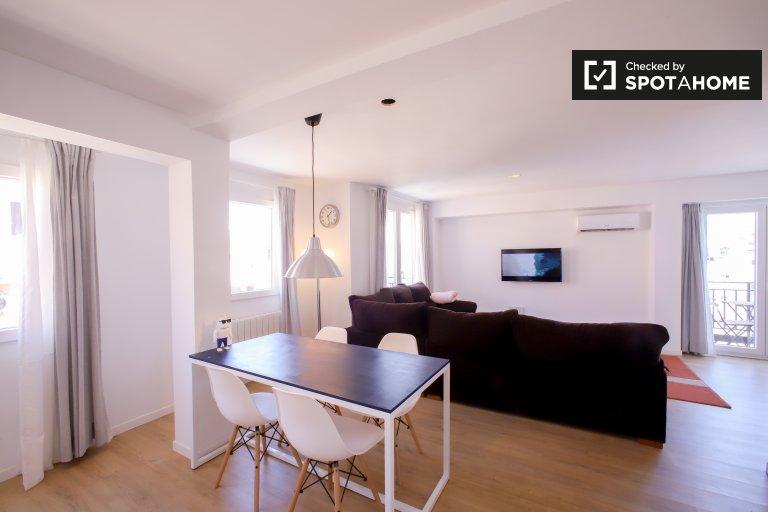 Calme appartement 1 chambre à louer à Rascanya, Valence