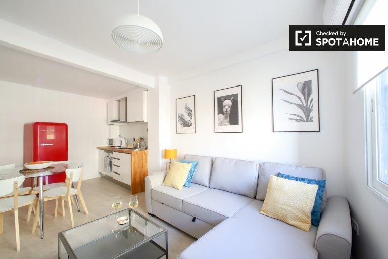 Apartamento de 1 quarto para alugar em El Pla del Real, Valência