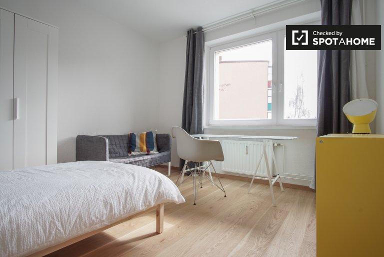 Pokój w 4-pokojowym apartamencie w Treptow-Köpenick, Berlin